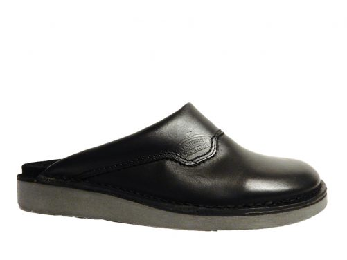 Dreamwalker 230035 zwart herenslipper