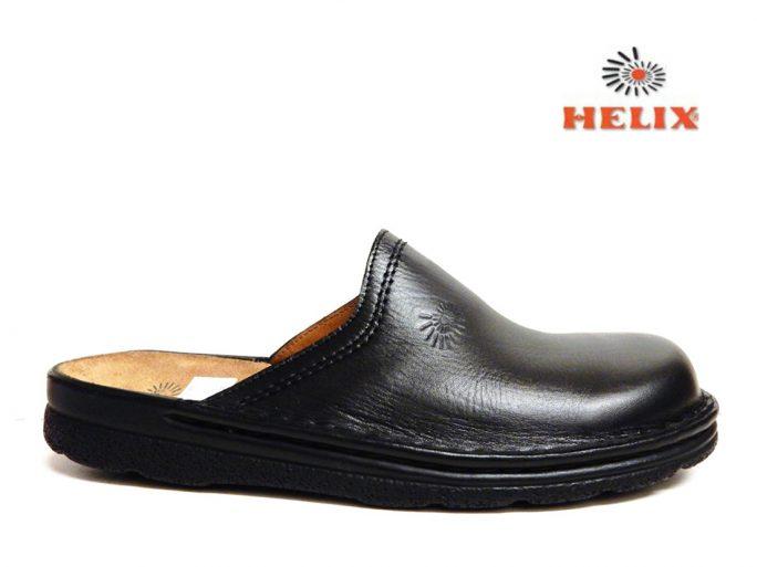 Helix 51011-31 slipper zwart