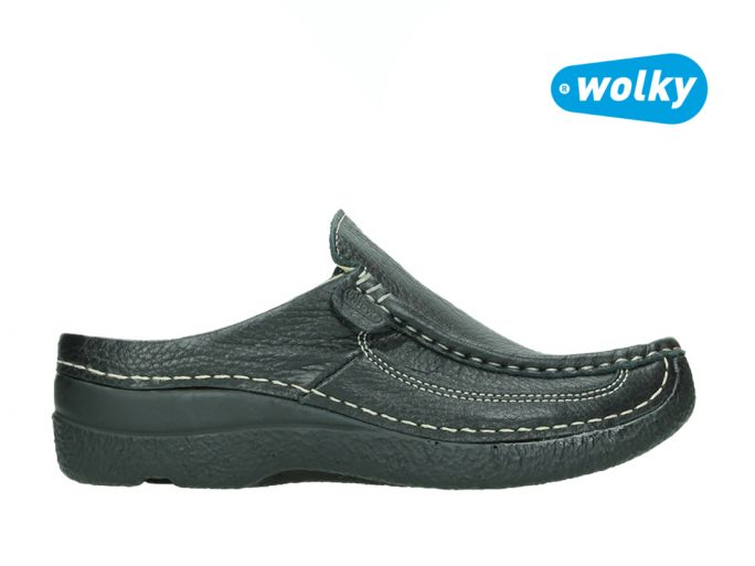 Wolky 6202 slipper Roll-Slide