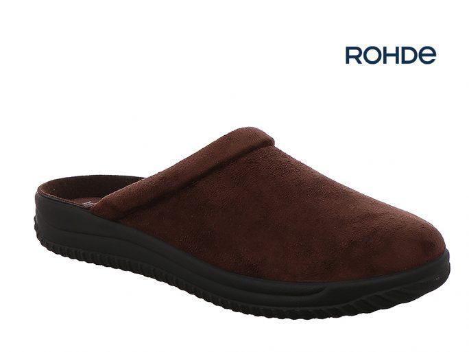 Rohde 2773-72 pantoffel bruin