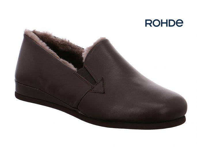 Rohde 6420-71 pantoffel leer