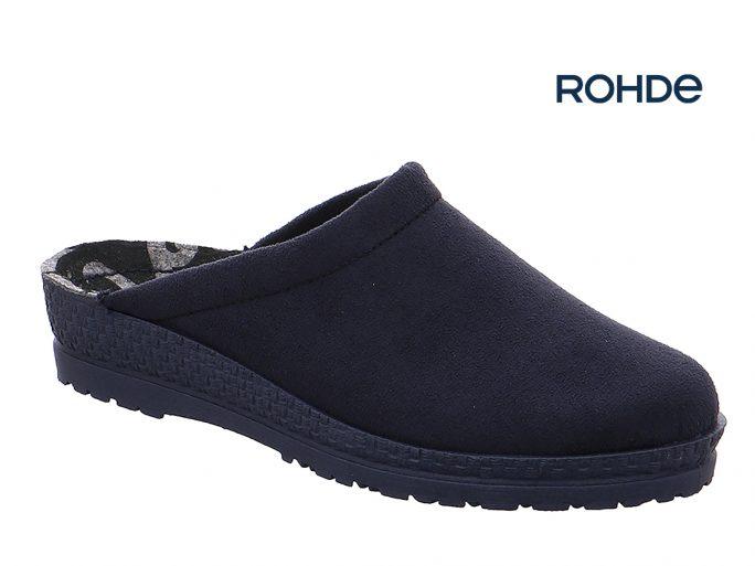 Rohde 2291-56 blauw pantoffel