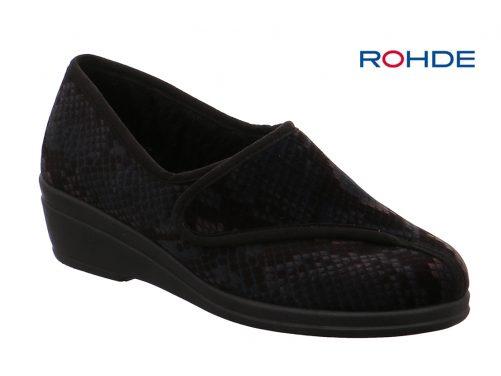 Rohde 2585-56 pantoffel klittenband