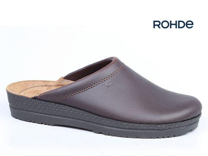 Rohde 1515-71 herenslipper bruin