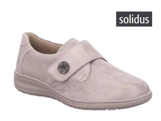 Solidus 29506 klittenbandschoen K wijdte