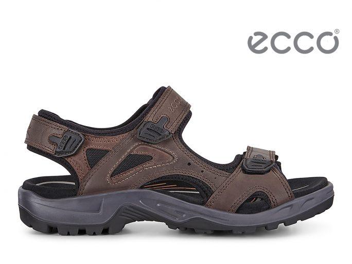 Ecco 822124 sandaal heren bruin