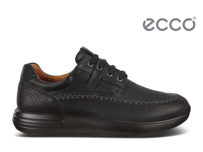Ecco Soft 7 - 460714 zwart