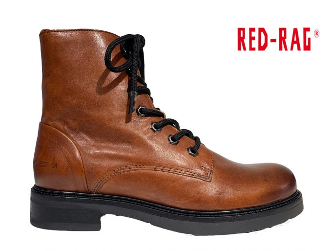 Red-Rag 71168 cognac veterboot