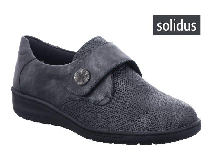Solidus 29506 grijs K wijdte