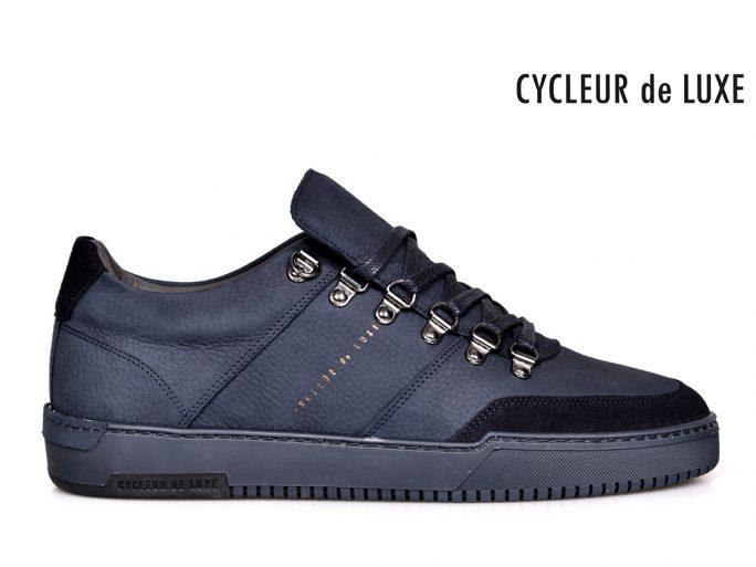 Cycleur de Luxe Omnium sneaker blauw
