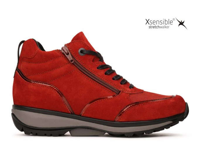 Xsensible stretchwalker Laviano rood