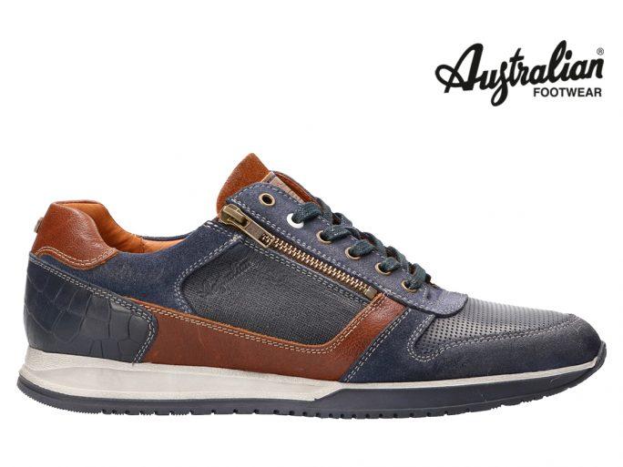 Australian Browning sneaker blauw