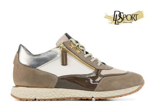 DL Sport 6026 sneaker taupe
