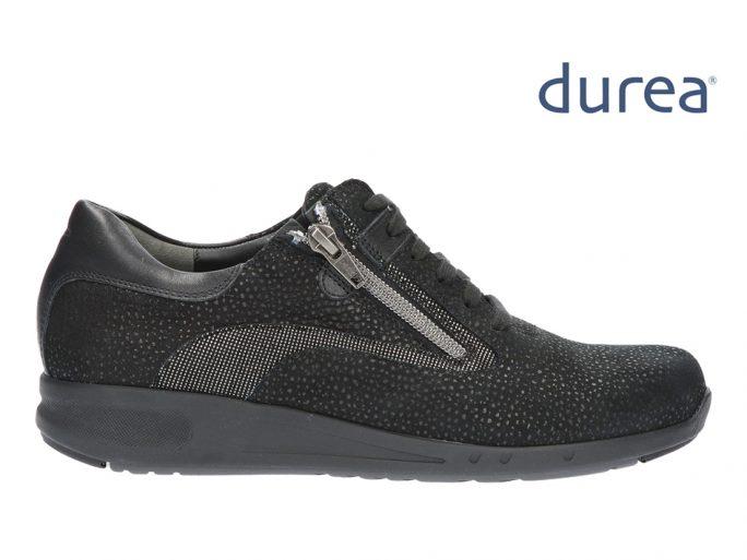 Durea 6240 zwart H wijdte