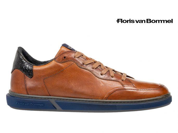 Floris van Bommel 13350/24 sneaker cognac
