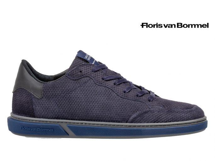 Floris van Bommel 13350/26 sneaker blauw