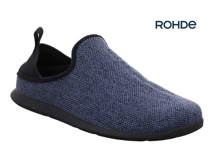 Rohde 6982 herenpantoffels jeans
